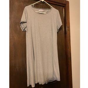 Maurice's T-shirt Dress